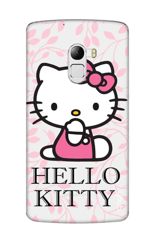Hello Kitty Floral Lenovo K4 Note Cases & Covers Online