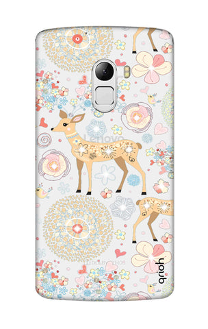 Bling Deer Lenovo K4 Note Cases & Covers Online