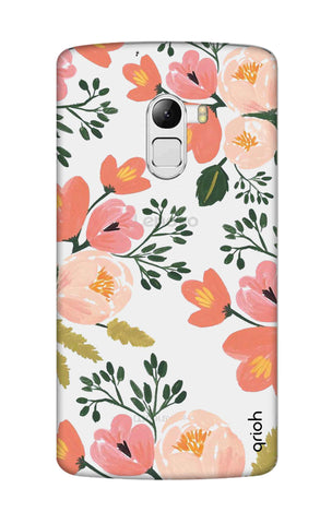 Painted Flora Lenovo K4 Note Cases & Covers Online
