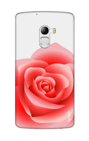 Peach Rose Lenovo K4 Note Cases & Covers Online