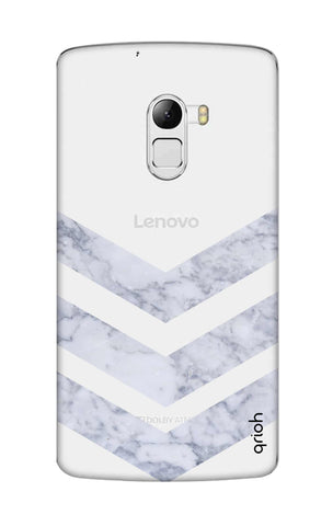 Marble Chevron Lenovo K4 Note Cases & Covers Online