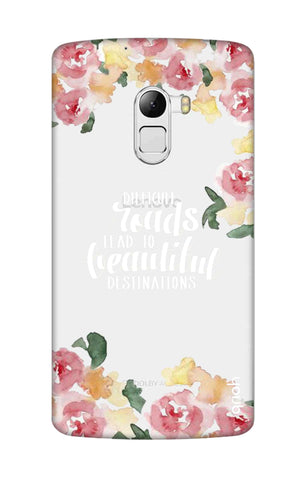 Beautiful Destinations Lenovo K4 Note Cases & Covers Online