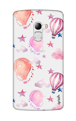 Flying Balloons Lenovo K4 Note Cases & Covers Online