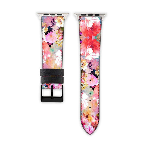 Spring Floral Strap for Apple Watch Online