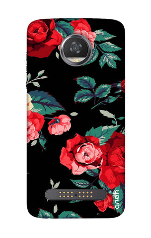 Wild Flowers Motorola Moto Z2 Play Cases & Covers Online