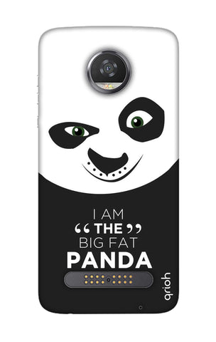 Big Fat Panda Motorola Moto Z2 Play Cases & Covers Online