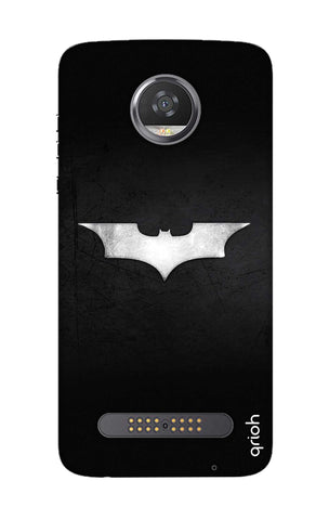 Grunge Dark Knight Motorola Moto Z2 Play Cases & Covers Online