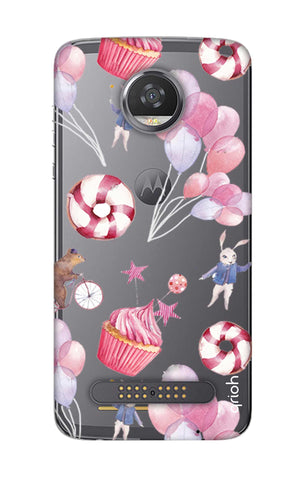Sweet Tooth Motorola Moto Z2 Play Cases & Covers Online