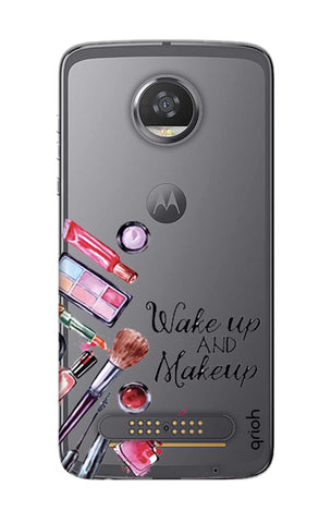 Make Up Blush Motorola Moto Z2 Play Cases & Covers Online
