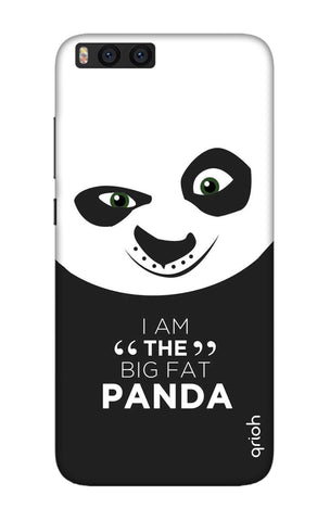Big Fat Panda Xiaomi Mi Note 3 Cases & Covers Online