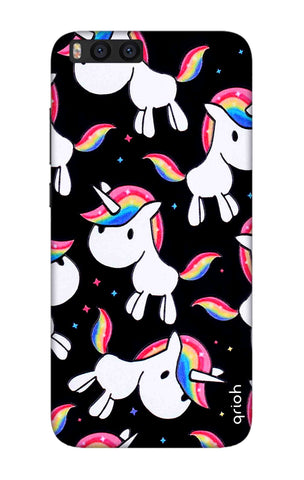 Colourful Unicorn Xiaomi Mi Note 3 Cases & Covers Online