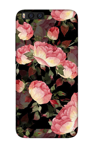 Watercolor Roses Xiaomi Mi Note 3 Cases & Covers Online