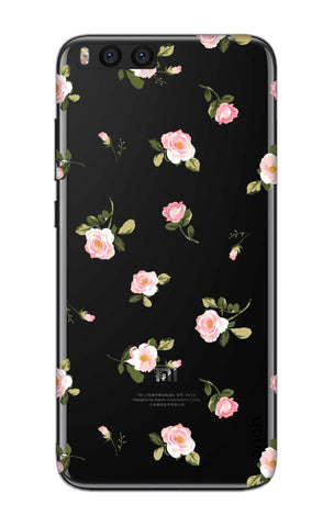 Pink Rose All Over Xiaomi Mi Note 3 Cases & Covers Online