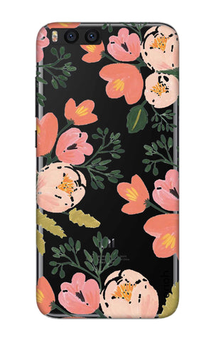 Painted Flora Xiaomi Mi Note 3 Cases & Covers Online