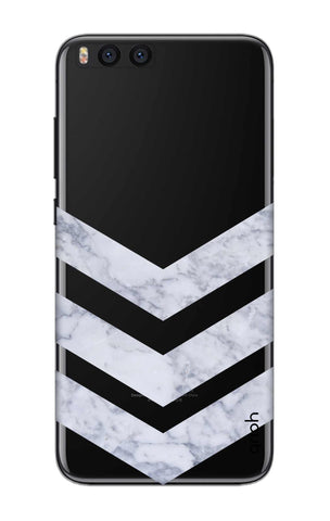 Marble Chevron Xiaomi Mi Note 3 Cases & Covers Online