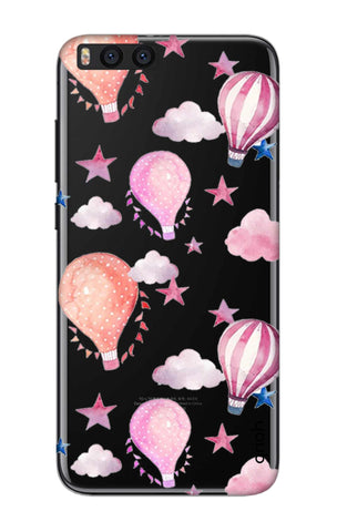 Flying Balloons Xiaomi Mi Note 3 Cases & Covers Online