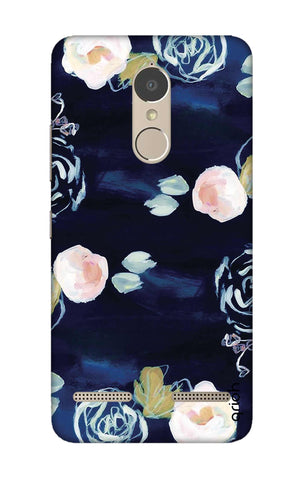 Floral Space Cadet Lenovo K6 Power Cases & Covers Online