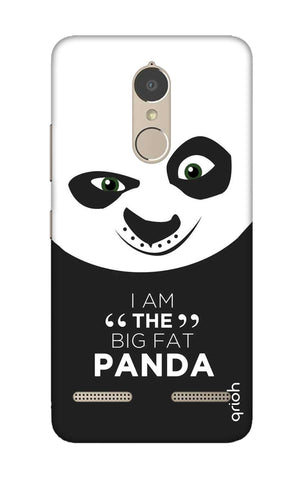 Big Fat Panda Lenovo K6 Power Cases & Covers Online