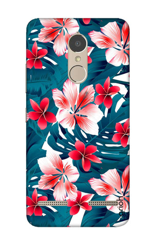 Floral Jungle Lenovo K6 Power Cases & Covers Online