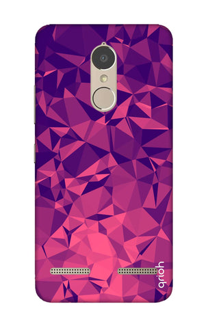 Purple Diamond Lenovo K6 Power Cases & Covers Online
