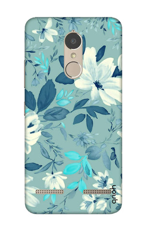 White Lillies Lenovo K6 Power Cases & Covers Online