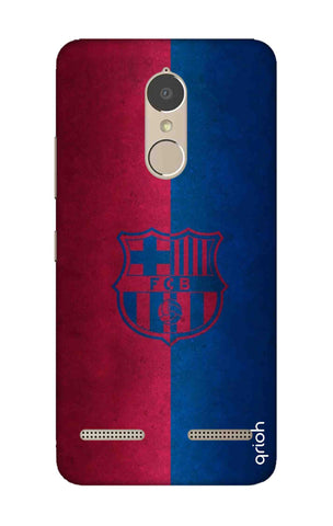 Football Club Logo Lenovo K6 Power Cases & Covers Online
