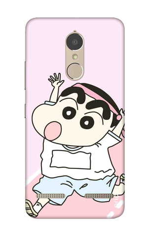 Running Cartoon Lenovo K6 Power Cases & Covers Online