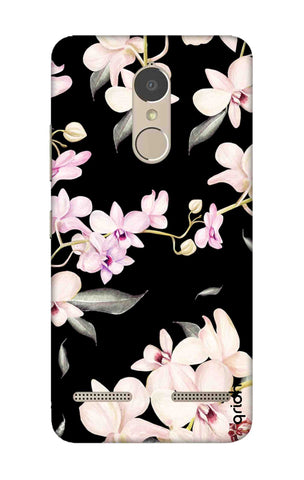 Seamless Flowers Lenovo K6 Power Cases & Covers Online