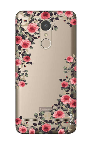Floral French Lenovo K6 Power Cases & Covers Online