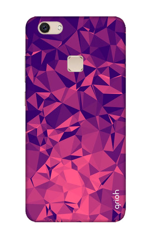 Purple Diamond Vivo V7 Plus Cases & Covers Online