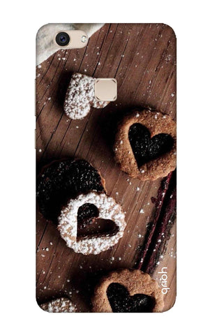Heart Cookies Vivo V7 Plus Cases & Covers Online