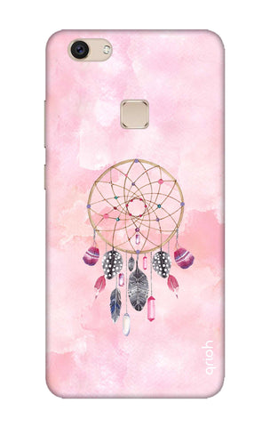 Pink Dreamcatcher Vivo V7 Plus Cases & Covers Online