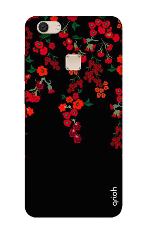Floral Deco Vivo V7 Plus Cases & Covers Online