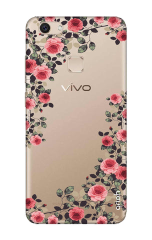 Floral French Vivo V7 Plus Cases & Covers Online