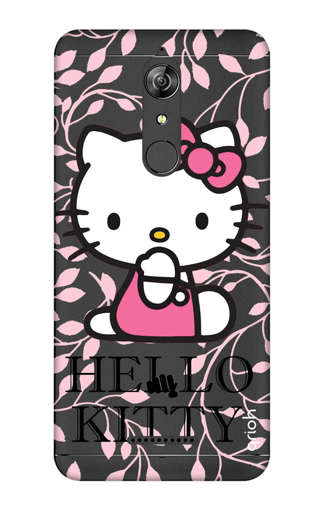 sale retailer c9ec4 40d1d Hello Kitty Floral Case for Micromax Canvas Infinity