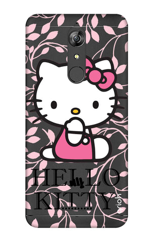 Hello Kitty Floral Micromax Canvas Infinity Cases & Covers Online