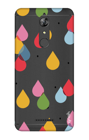 Colourful Drops Micromax Canvas Infinity Cases & Covers Online