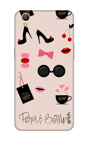 Paris And Berlin Oppo A37 Cases & Covers Online