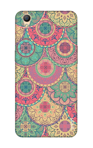 Colorful Mandala Oppo A37 Cases & Covers Online