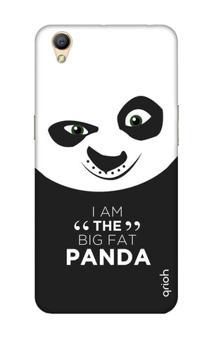 Big Fat Panda Oppo A37 Cases & Covers Online