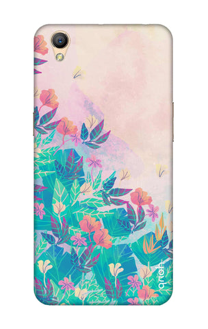 Flower Sky Oppo A37 Cases & Covers Online