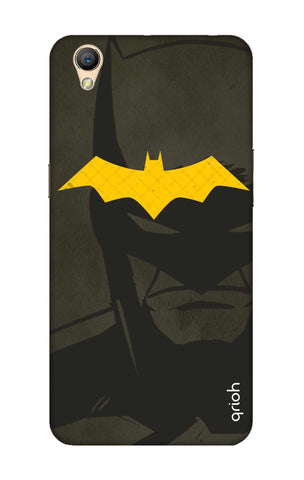 Batman Mystery Oppo A37 Cases & Covers Online
