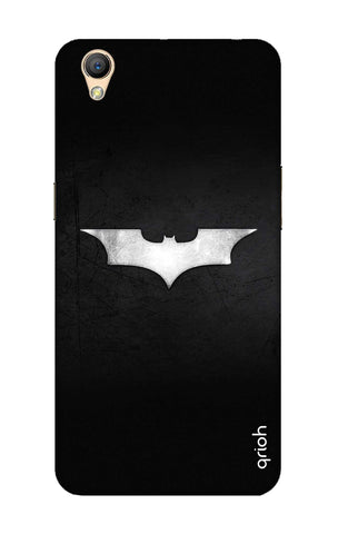 Grunge Dark Knight Oppo A37 Cases & Covers Online