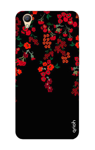 Floral Deco Oppo A37 Cases & Covers Online
