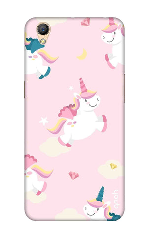 Flying Unicorn Oppo A37 Cases & Covers Online