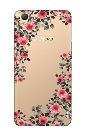 Floral French Oppo A37 Cases & Covers Online