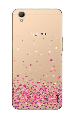 Cluster Of Hearts Oppo A37 Cases & Covers Online
