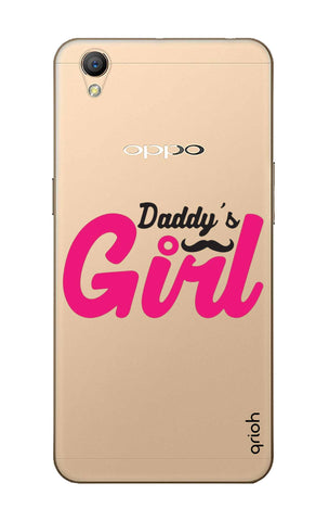 Daddy's Girl Oppo A37 Cases & Covers Online