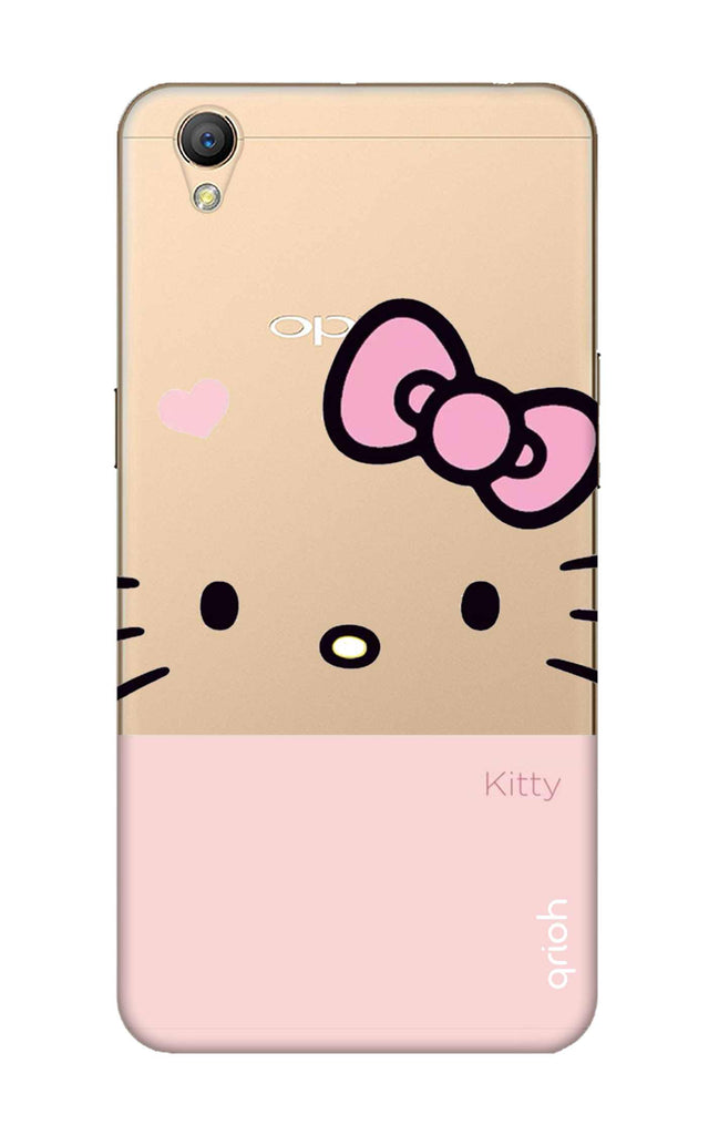 premium selection 2d1fe 33793 Hello Kitty Case for Oppo A37