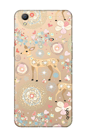 Bling Deer Oppo A37 Cases & Covers Online